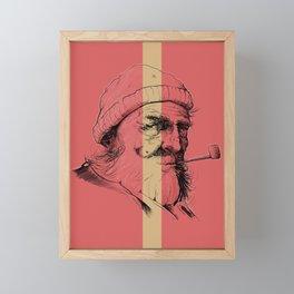 SAILOR Framed Mini Art Print