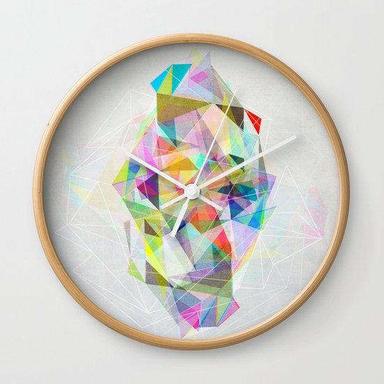 Graphic 119 Wall Clock