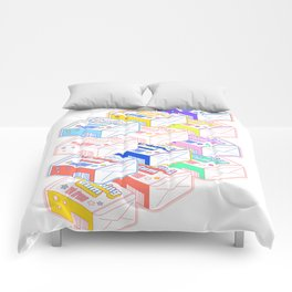 Chewing Gum Pack Comforters