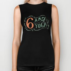 6AM Yoga Biker Tank