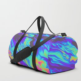 TALKING TO MYSELF AT NIGHT Duffle Bag