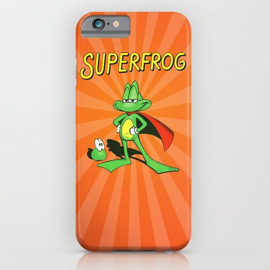 Superfrog - Digital Work iPhone & iPod Case