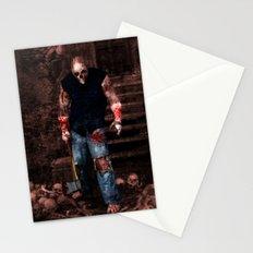 Splatterhouse Stationery Cards