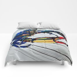 Maryland blue crab Comforters