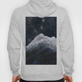 Mountains Attracts Galaxy Hoody