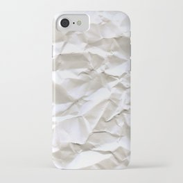White Trash iPhone Case