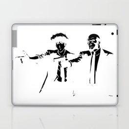 Cowboy Bebop - Spike Jet Knockout Black Laptop & iPad Skin