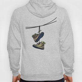 """Livin' For The City - """"Just For Kicks"""" Hoody"""