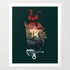 Mk S Art Print