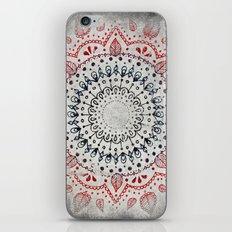 Granite Mandala iPhone & iPod Skin