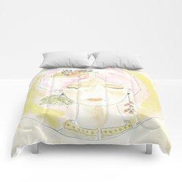 Zero-mile thoughts Comforters