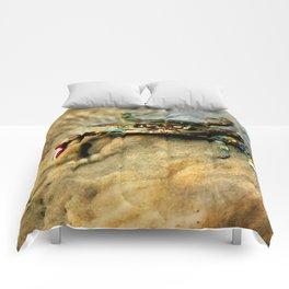 Blue Crab Comforters