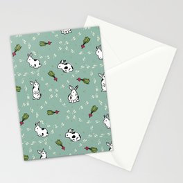 The Bunny and The Bitter Beets Stationery Cards