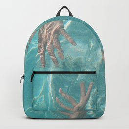 Finding you #1 #wall #art #society6 Backpack