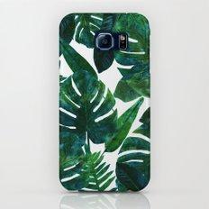 Perceptive Dream || #society6 #tropical #buyart Slim Case Galaxy S8