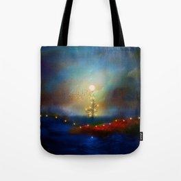 A beautiful Christmas Tote Bag