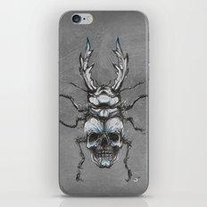 Beetleskull iPhone & iPod Skin