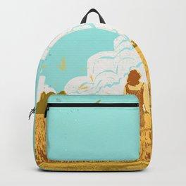 ROCKET LAUNCH Backpack