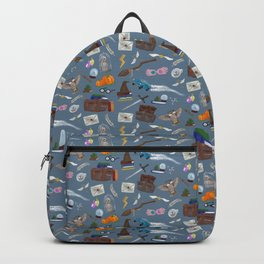 Literary Homes Backpack