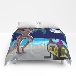 Moonlight Ride Comforters