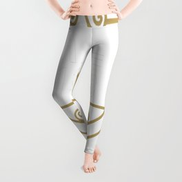 Made In 1965 All Original Parts Birthday Gift Leggings