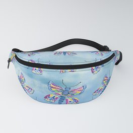 Butterfly I on a Summer Day Fanny Pack