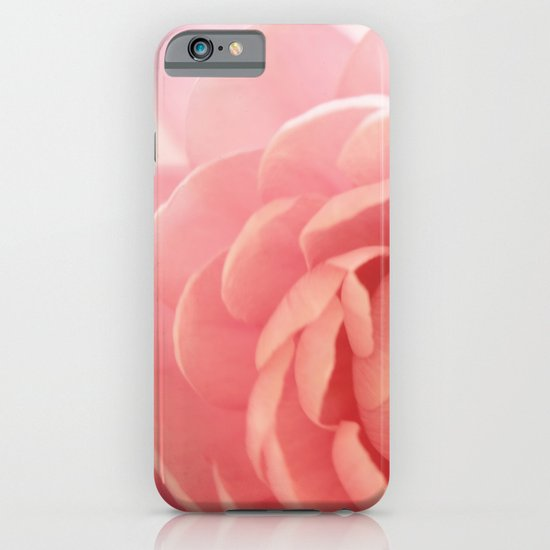 Ranunculus iPhone & iPod Case