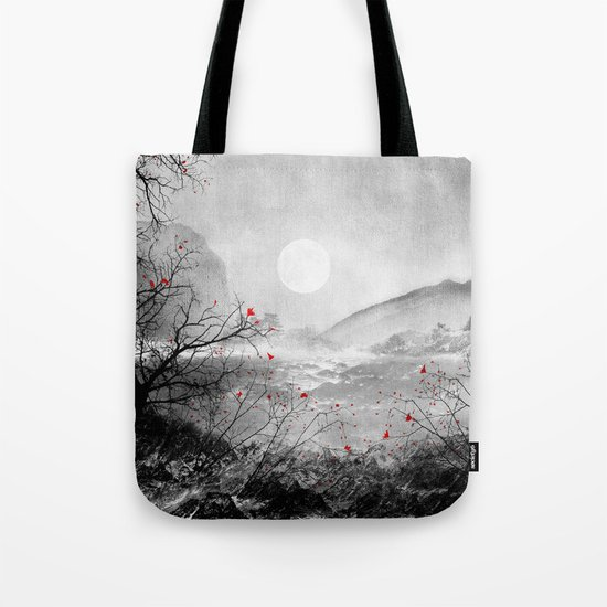 The red sounds and poems, Chapter II Tote Bag