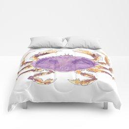Dungeness Crab Comforters