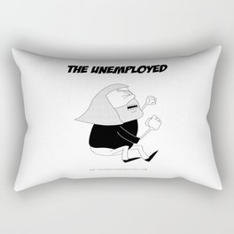 The Unemployed - Monni Rectangular Pillow