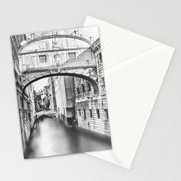 Bridge of Sighs Stationery Cards
