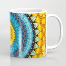 Sunburst coffee mug by photosbyhealy