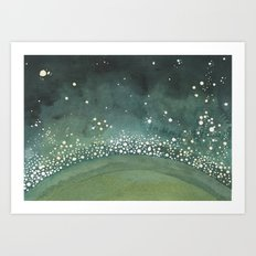 Galaxy No. 2  Art Print