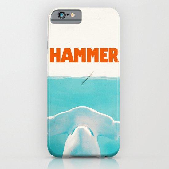 Hammer iPhone & iPod Case