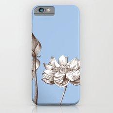 Floral Collotype, c1895 (Kazumasa Ogawa) iPhone 6s Slim Case