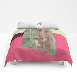 Tourmaline Gem Comforters