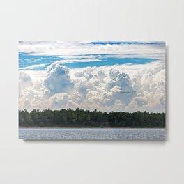 Cumulonimbus Clouds 14 Metal Print