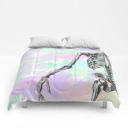 Groove Skeleton Comforters