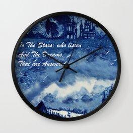 Velaris Sky Wall Clock