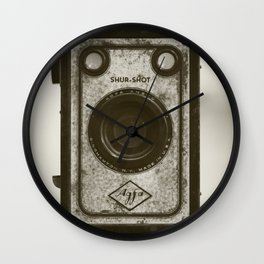 brownie Wall Clock