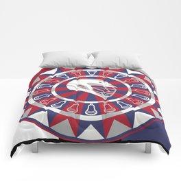 Lacrosse Shakey Dartboard Comforters
