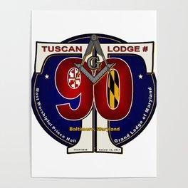 Tuscan Lodge Poster