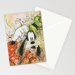 Goofy Stationery Cards