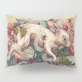 Dust Bunny Pillow Sham