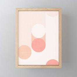 Retro Tiles 07 #society6 #pattern Framed Mini Art Print