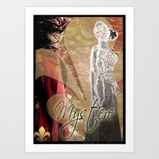 Mystere Art Print