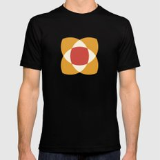 Intersection MEDIUM Mens Fitted Tee Black