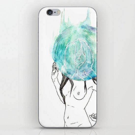 Outsiders iPhone & iPod Skin
