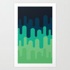 ⋃G⋃R⋃N⋃ Art Print