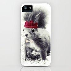 Squirrel & Bow Slim Case iPhone (5, 5s)
